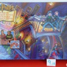 Jogos de mesa: PASADIZOS SECRETOS DE HOGWARTS HARRY POTTER 2002.NUEVO EN CAJA RETRACTILADA DE FÁBRICA.. Lote 158449774