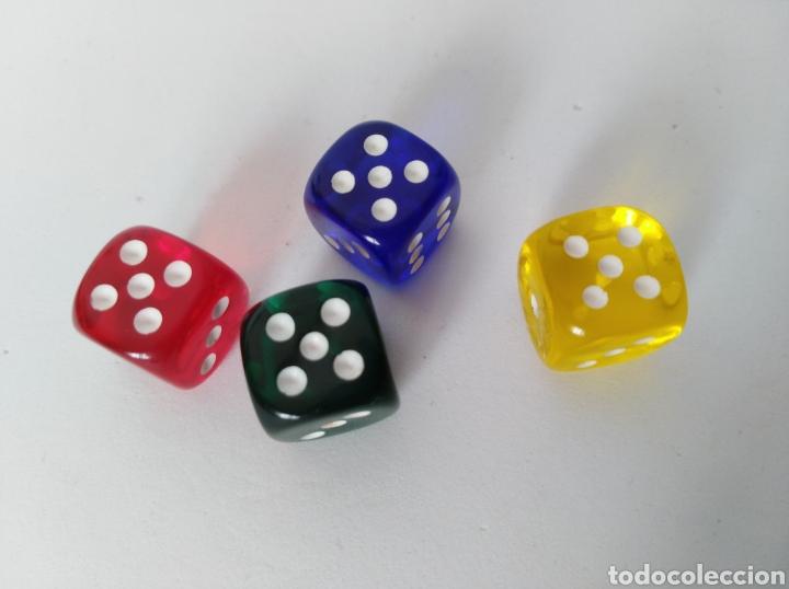 Dados Colores Comprar Juegos De Mesa Antiguos En Todocoleccion