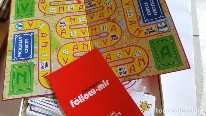 English Game Follow Mir De Falomir Juegos Compl Comprar Juegos De