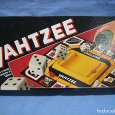 Juegos de mesa: JUEGO YAHTZEE DE MB. Lote 99409983