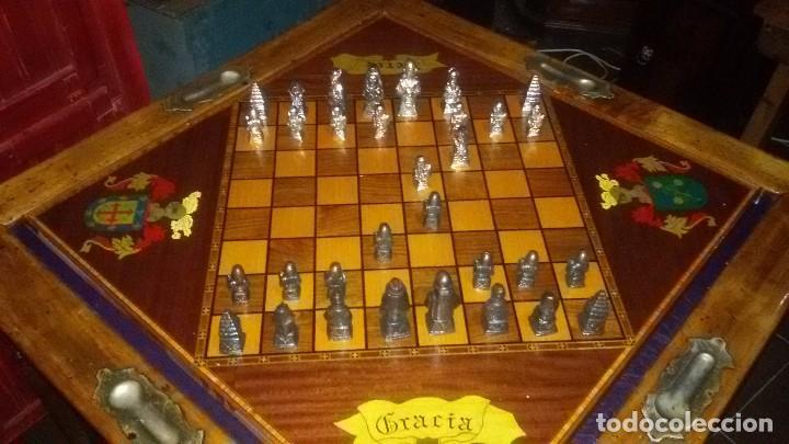 Juegos de mesa: Mesa de juego - Foto 2 - 99466639