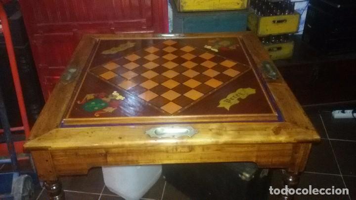 Juegos de mesa: Mesa de juego - Foto 4 - 99466639