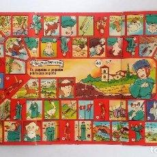 Juegos de mesa: TABLERO JUEGO DANONE NÚMERO 3. RUY EL PEQUEÑO CID. AÑO 1980.. Lote 99561419