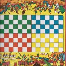 Juegos de mesa: ** HR456 - ANTIGUO TABLERO DE JUEGOS REUNIDOS - FRENTE DE COMBATE - ILUSTRADO POR KARPA. Lote 99846579