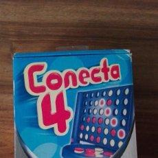 Juegos de mesa: JUEGO DE VIAJE: CONECTA 4, MB. Lote 99931059