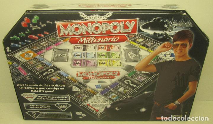Juego De Mesa Monopoly Millonario Hasbro 2012 Comprar Juegos De