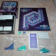 Juegos de mesa: MINDTRAP II DESAFIA A LA MENTE JUEGOS SPEAR DE MESA 2 JUGADORES EQUIPOS COMPLETO. Lote 100217363