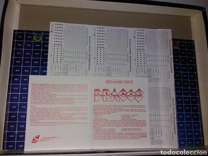 Juegos de mesa: dracos el señor del laberinto de cefa - Foto 3 - 101143995