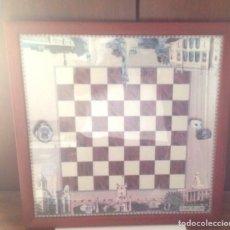 Juegos de mesa: TABLERO AJEDREZ MOTIVOS CÁDIZ. Lote 101146775