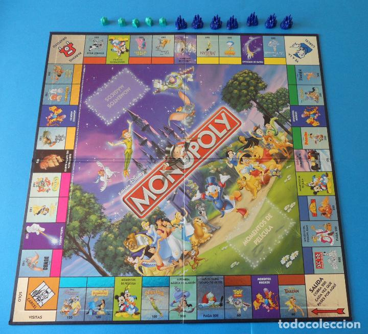 Tablero Casas Y Hoteles Del Monopoly Edicion D Comprar Juegos De
