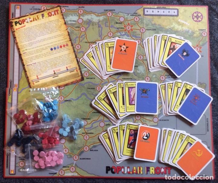 Frente Popular Guerra Civil Espanola Wargame Sc Comprar Juegos De