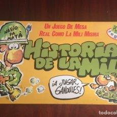 Juegos de mesa: JUEGO HISTORIAS DE LA PUTA MILI ( EL JUEVES ). Lote 101530250
