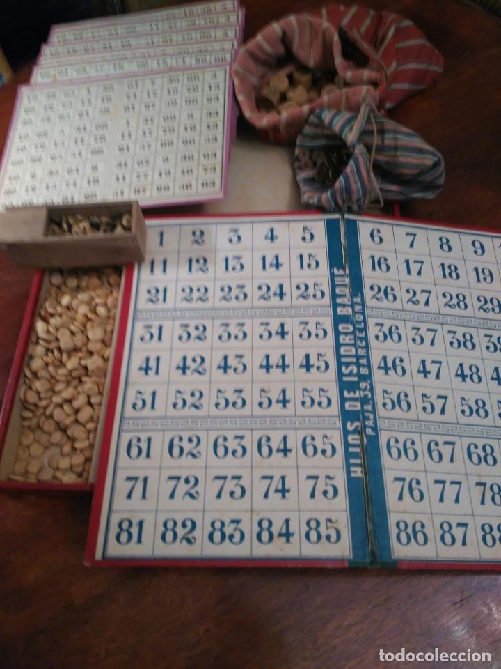 Juegos de mesa: JUEGO LOTERIA / BINGO - Foto 2 - 101726867