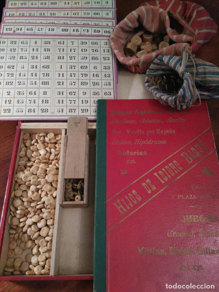 Juegos de mesa: JUEGO LOTERIA / BINGO - Foto 3 - 101726867