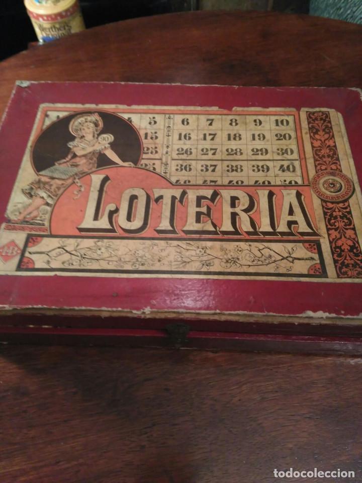 Juegos de mesa: JUEGO LOTERIA / BINGO - Foto 5 - 101726867