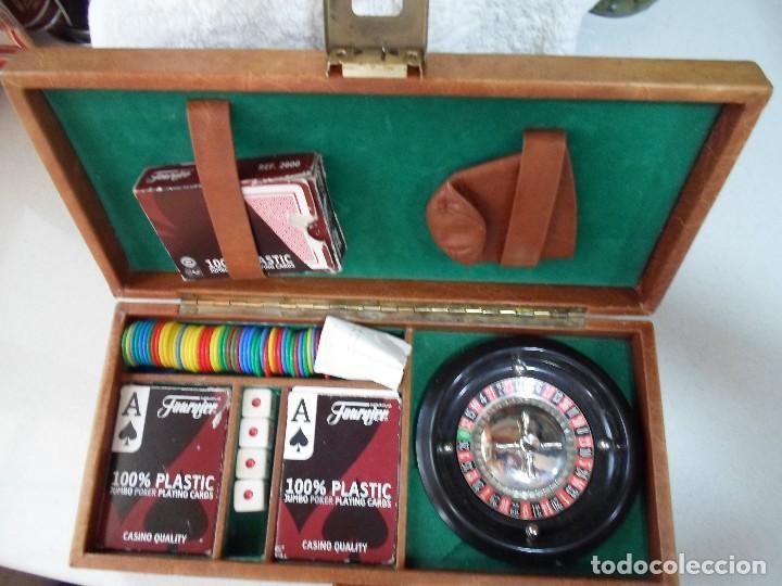 Juegos de mesa: JUEGO DE CARTAS RULETA , BARAJA DE POKER - Foto 3 - 101744159