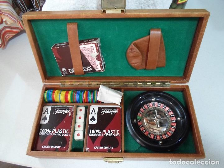 Juegos de mesa: JUEGO DE CARTAS RULETA , BARAJA DE POKER - Foto 4 - 101744159