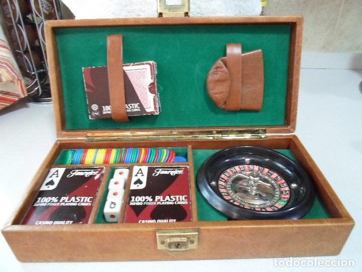 Juegos de mesa: JUEGO DE CARTAS RULETA , BARAJA DE POKER - Foto 9 - 101744159