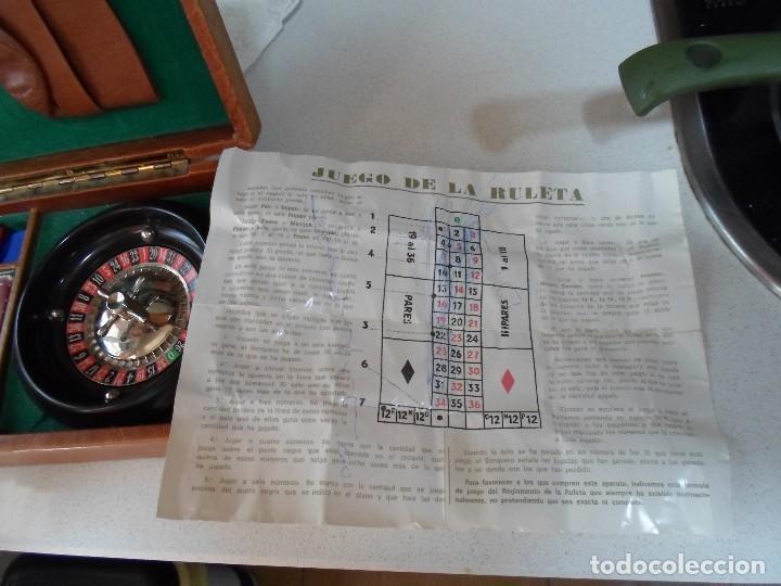 Juegos de mesa: JUEGO DE CARTAS RULETA , BARAJA DE POKER - Foto 10 - 101744159
