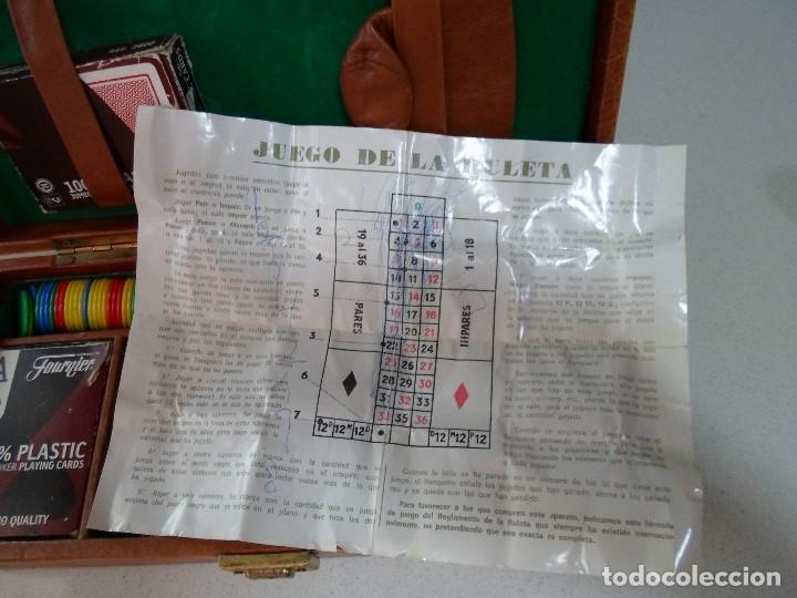 Juegos de mesa: JUEGO DE CARTAS RULETA , BARAJA DE POKER - Foto 11 - 101744159