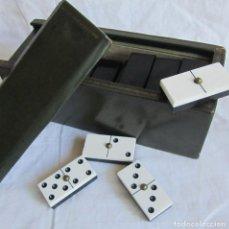 Juegos de mesa: JUEGO DE DOMINÓ CELULOIDE AÑOS 70. Lote 101919071