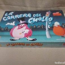 Juegos de mesa: JUEGO DE MESA LA CARRERA DEL CHOLLO - DALMAU CARLES AÑO 1984 . Lote 102062099