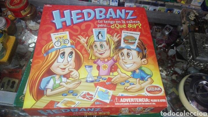 Hedbanz De Bizak Comprar Juegos De Mesa Antiguos En Todocoleccion