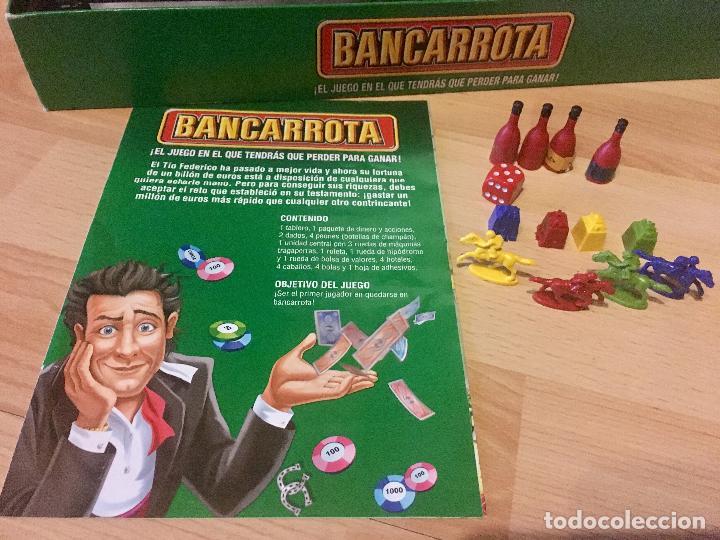 Bancarrota De Parker Hasbro Comprar Juegos De Mesa Antiguos En