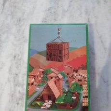 Juegos de mesa: CONSTRUMIN. CONSTRUCCION EN CERAMICA.. Lote 102574955