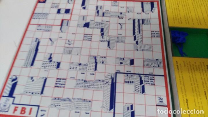 Juegos de mesa: juego de mesa fbi juegos crone años 60 - Foto 5 - 102698203