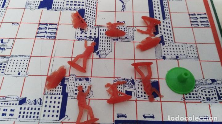 Juegos de mesa: juego de mesa fbi juegos crone años 60 - Foto 7 - 102698203