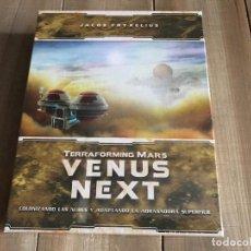 Juegos de mesa: JUEGO DE MESA - VENUS NEXT - EXPANSIÓN PARA TERRAFORMING MARS - MALDITO GAMES - PRECINTADO. Lote 102762807