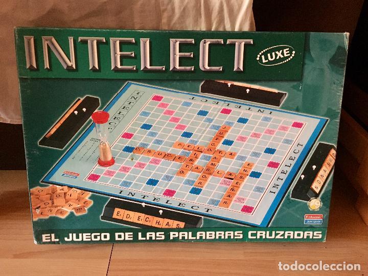 Intelec Luxe De Falomir Juegos Con Todas Sus Fi Comprar Juegos De
