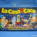 Juegos de mesa: JUEGO DE MESA LA CAZA DEL CACO DE PARKER 1994. Lote 102815999