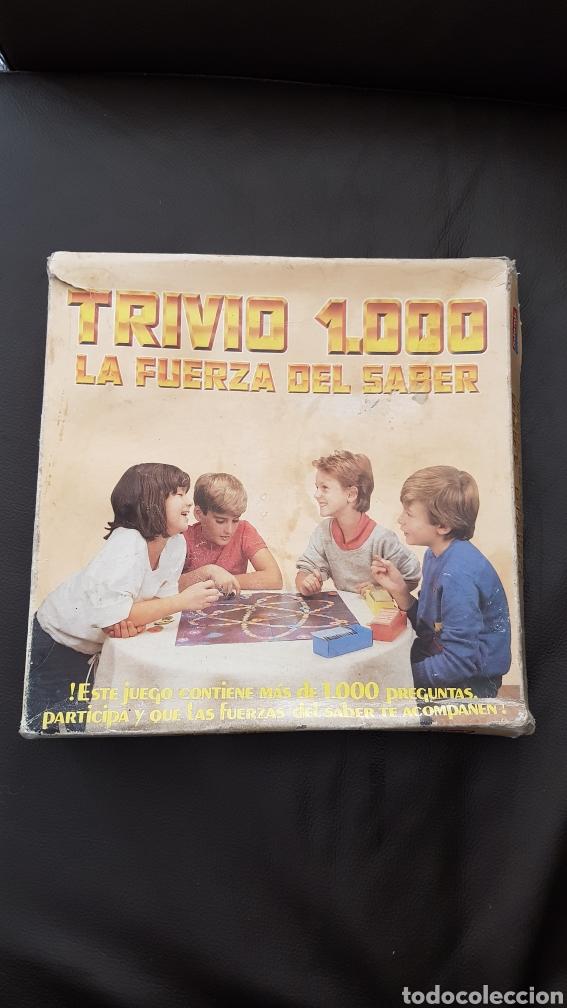 TRIVIO 1000 LA FUERZA DEL SABER DE JUEGOS FALOMIR (Juguetes - Juegos - Juegos de Mesa)