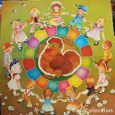 Juegos de mesa: PRECIOSO JUEGO DE LA GALLINA CIEGA. DE EDUCA AÑOS 70. A ESTRENAR. Lote 103243263