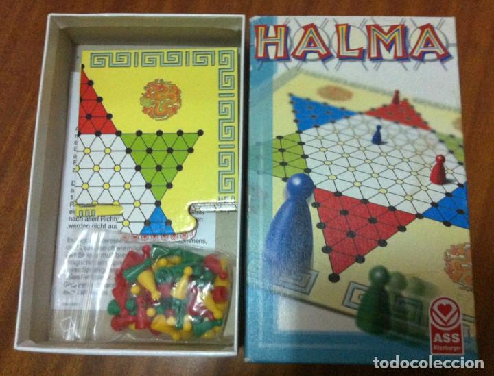 HALMA DAMAS CHINAS JUEGO DE MESA O TABLERO BOARDGAME KREATEN CHINESSE DAMES (Juguetes - Juegos - Juegos de Mesa)