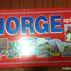Juegos de mesa: NORGE SPILLET JUEGO DE MESA O TABLERO BOARDGAME KREATEN. Lote 103264903