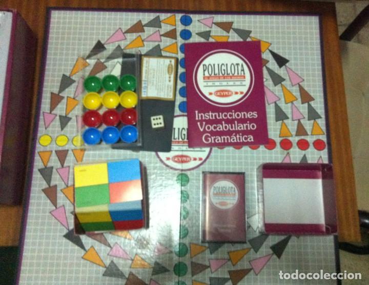 Poliglota Ingles Espanol Con Cinta Cassette J Comprar Juegos De