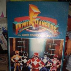Juegos de mesa: POWER RANGERS.EL BIEN CONTRA EL MAL.FALOMIR 1994.. Lote 103666555
