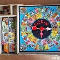 Juegos de mesa: RODIN ANTIGUO JUEGO MESA. Lote 146521833