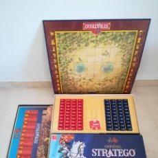 Juegos de mesa: JUEGO STRATEGO DE JUMBO. Lote 103909163