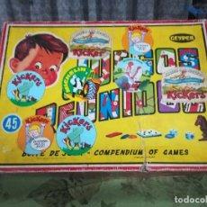 Juegos de mesa: JUEGO REUNIDOS 45 GEYPER. Lote 103967707