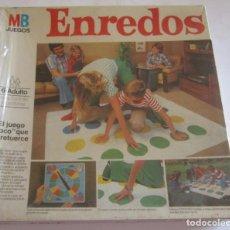 Juegos de mesa: JUEGO ENREDOS DE MB, EN CAJA. CC. Lote 104006847