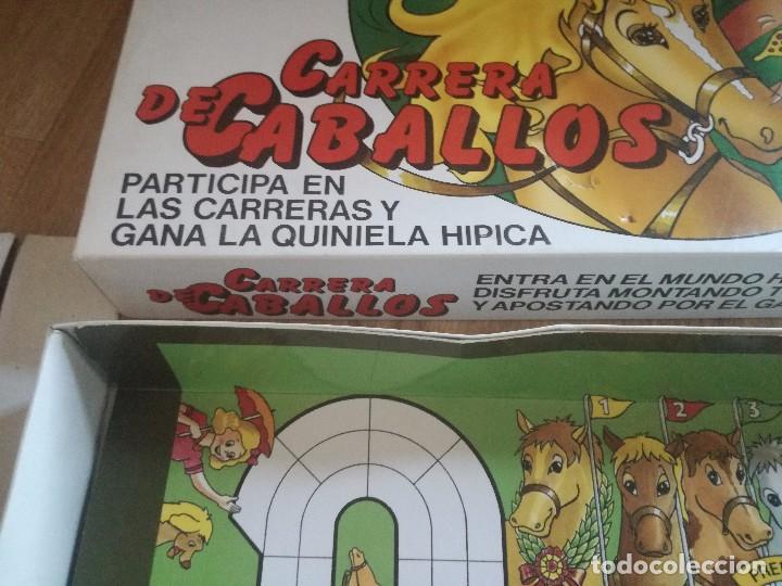 Juegos de mesa: juego de mesa carrera de caballos de feber juegos - Foto 2 - 104046287