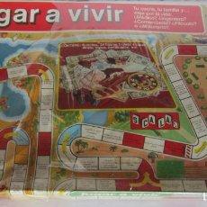 Juegos de mesa: JUEGO JUGAR A VIVIR REF 411 DE SCALA, EN CAJA. CC. Lote 104113555