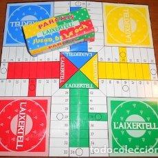 Juegos de mesa: PARCHÍS Y OCA CON PUBLICIDAD DE CAVA L'AIXERTELL. Lote 104433551