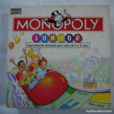 Juegos de mesa: MONOPOLY JUNIOR - PARKER - 1996. Lote 104549935