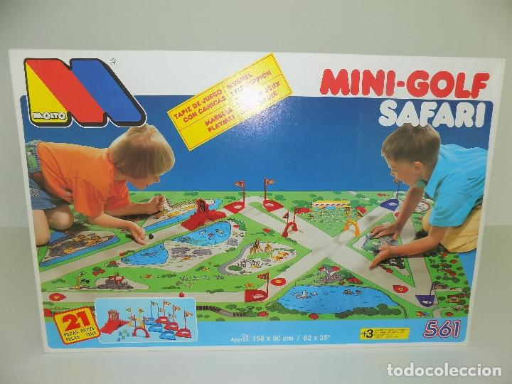 Mini Golf Safari Marca Molto Original Anos 8 Comprar Juegos De