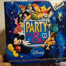 Juegos de mesa: PARTY & CO DISNEY. Lote 143284725